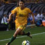 Vídeo: El gol de una futbolista australiana causa admiración en las redes