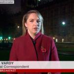 VÍDEO: Gritos 'sexuales' interrumpen un reportaje político de la BBC