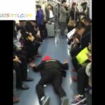 Como conseguir un asiento de tren en China.