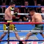 Un boxeador británico casi pierde una oreja en un combate contra un mexicano (FUERTE VÍDEO)