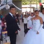 «La boda más triste del mundo»  (VÍDEO)