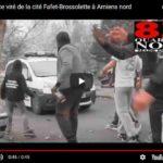 Vídeo Sorprendente: La policía Francesa huye ante un grupo de adolescentes.