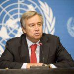 El secretario general de la ONU lanza una «alerta roja» para el mundo