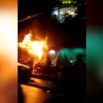 Arrestado sospechoso incendio premeditado del bar de karaoke que mató a 18 personas.