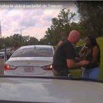 Dramático vídeo: un bebé de 3 meses dejó de respirar. Por suerte apareció un policía