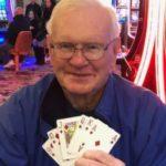 Pensionista gana Un millon de dolares el día siguiente de que su esposa superara un cáncer