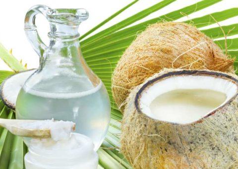 Reduce kilos con aceite de coco