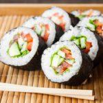 Los problemas de comer sushi según la ciencia