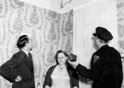 El meteorito que impactó sobre Ann Hodges