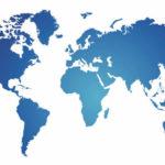 Los nombres de los continentes y sus orígenes