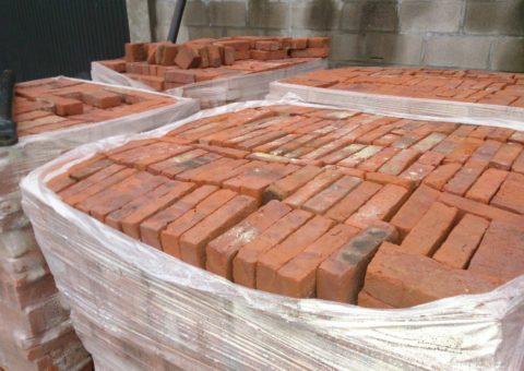 Fabrican ladrillos con orina humana