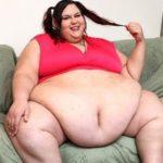 Quiere cumplir su sueño   Ser la mujer más gorda del mundo
